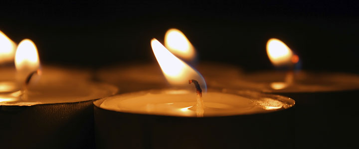 Soothing candles image